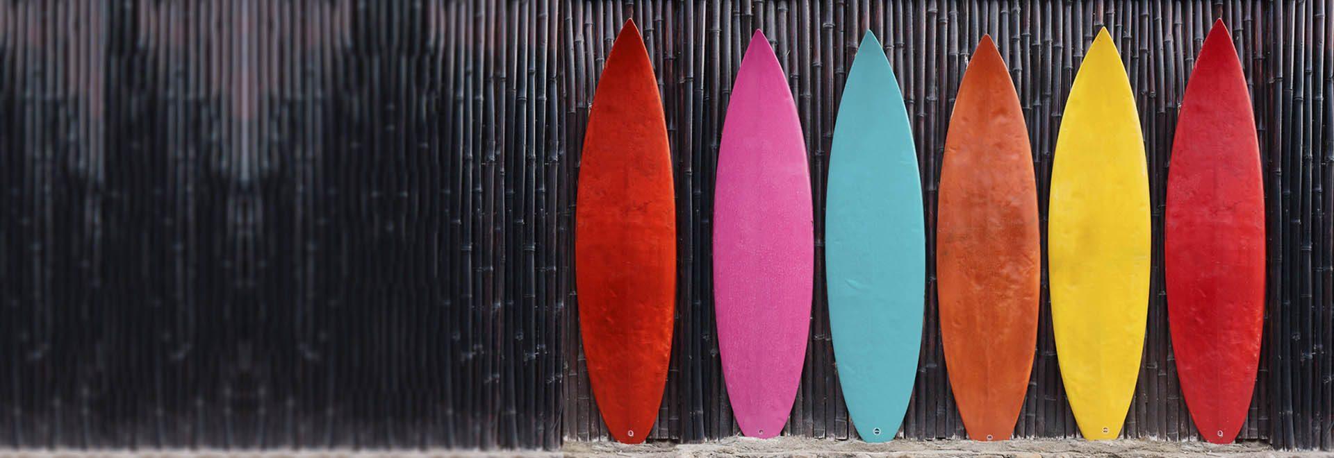 Tienda surfera